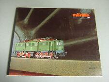 Märklin Catalogo 1986/87 Nuovo/Non Letto + novità 2015/dal Märklin-caricamento