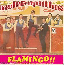 HERB ALPERT TIJUANA BRASS Flamingo!! - Mono EP 1960's