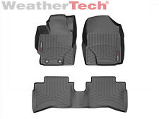 WeatherTech Floor Mat FloorLiner - Toyota Prius C - 2012-2015 - Black