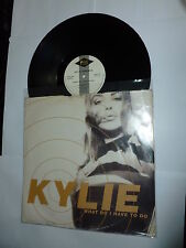KYLIE - What Do I Have To Do - 1990 UK 2-track 12""