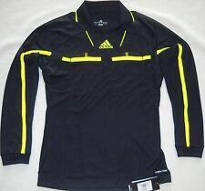 Adidas Schiedsrichter Referee Trikot schwarz langarm NEU!!!