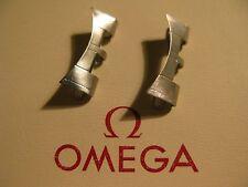 Omega Acero Inoxidable 551 X 2 enlaces final-en excelente condición no utilizado