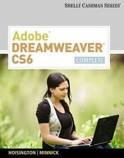 Adobe Dreamweaver CS6: Complete (Adobe Cs6 By Course Technology)