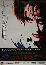 """""""CURE (Concert ANCIENNE BELGIQUE)"""" Affiche originale 2000"""