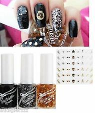 Limited Edition Etude House Fashion Queen Nail Collection Stickers