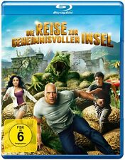 Blu-ray * Die Reise zur geheimnisvollen Insel * NEU OVP * Dwayne Johnson