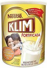 KLIM Instant Dry Whole Milk Powder Fortificada 3.52 Pound