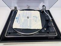 Refurbished BSR QUANTA 420 SEMI-AUTOMATIC Record Changer, Turntable, Read Desc..