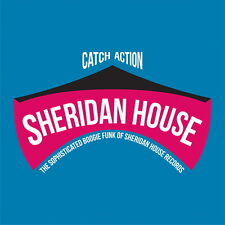 "Catch Action The Sophisticated Boogie Funk Of Sheridan House Records 6x12"" BOX"