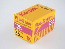 Kodak Plus-X PAN 35mm LOMOGRAPHY LOMO Black & White film 36 EXP. 12/86 ISO 125
