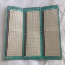 Vintage Mccall'S Price Guide sewing collectible fabric calculator Sale Tool