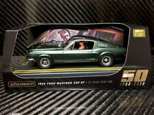 Pioneer Slot Car P085 Ford Mustang Bullitt 50th Anniversary Special Edition T1