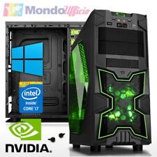 PC GAMING Intel i7 8700 4,60 Ghz - Ram 32 GB - SSD - HD 2 TB - nVidia GTX 1080