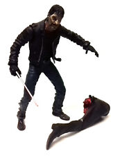 """Romero Land Of The Dead BLADE 6"""" zombie horror figure toy with accessories"""