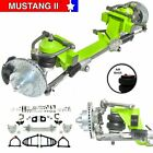 Mustang II Front End IFS Suspension Kit * Manual LHD Rack * Drop Spindles * Airb