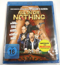All in or nothing - Blu-Ray - 2016 - NEU