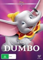Disney Classics 4 Dumbo DVD NEW REgion 4
