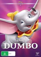 Dumbo (DVD, 2016)