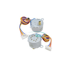 5PCS 28BYJ-48 Valve Gear Stepper Motor DC12V 4 Phase Step Motor For Arduino