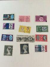 OLD BRITISH VINTAGE CLASSIC STAMPS ASSORTMENTS