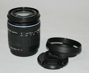 Olympus ZUIKO DIGITAL ED 40-150mm f4-5.6 Lens four thirds fit (NOT micro 4/3)