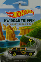 HW Road Trippin K4 Ocean Road 57 Classic Nomad 1:64 Hot Wheels USA CBJ03