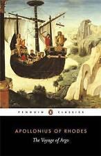 The Voyage of Argo, Apollonius of Rhodes, E. V. Rieu, Good Book