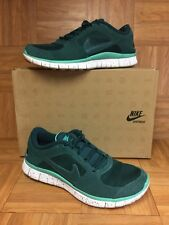 RARE🔥 Nike Free Run 3 EXT Atomic Teal Green Sz 11 555441-333 Men's Running Shoe