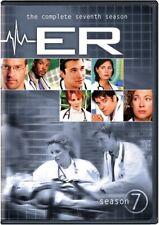 ER: The Complete Seventh Season [New DVD] Oversize Item Spilt , Boxed Set, Rep