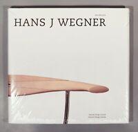 Bernsen, Jens; Hans J Wegner;  Danish Design Center, 2009 brand new hard back