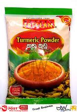 Turmeric Powder (100g) | Ingredients 100% Turmeric | Srilankan Spices