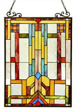 Huszar Window Panel in Multicolor [ID 3601858]