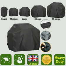 More details for waterproof heavy duty bbq cover xs-xxl patio barbecue grill gas smoker storage