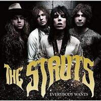 THE STRUTS Everybody Wants with Bonus Tracks (TOTAL 18TRACKS) JAPAN CD