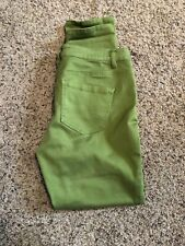 LIVERPOOL LADIES PANTS SIZE 10- COLOR GREEN
