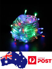 10M100LED Fairy Outdoor String Decoration Christmas Tree Wedding Party Lights