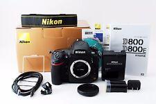 (#3377) [Shutter Count Only 1655 SHot!] Nikon D800 Digital SLR Camera w/ Box