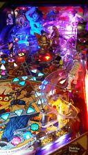 Tales Of the Arabian Nights Pinball Machine Striking Cobra Snake MOD NEW TOTAN