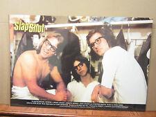 Vintage Slap Shot hockey movie reprint poster  3953