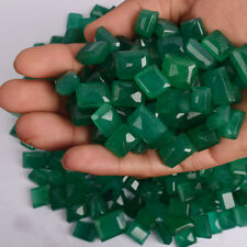 Colombian Natural Green Emerald Cut Loose Gemstones Lot Top Quality Emeralds
