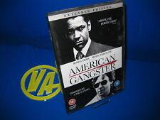 Pelicula EN DVD AMERICAN GANGSTER-region 2 -edicion UK-dvd en Ingles