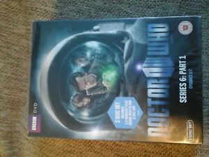 Doctor Who - Series 6 .1  (DVD, 2011, new sealed