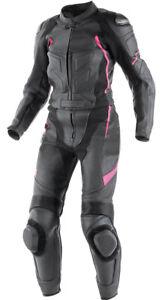 Ladies Race Leather Biker Suit Women Biker Leather Suit Motorbike Leather Jacket Trousers