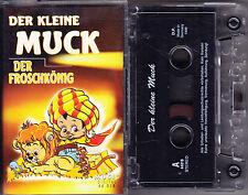 MC Der kleine Muck / Der Froschkönig - Delta Music