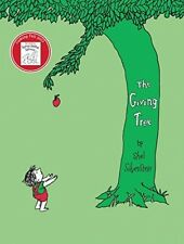 The Giving Tree, Hardcover Children Books Bedtime Stories Reading Toddlers NEW