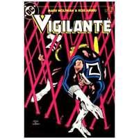 Vigilante (1983 series) #11 in Near Mint minus condition. DC comics [*qg]