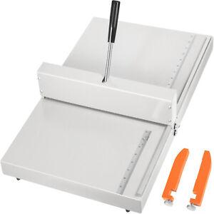 VEVOR 480 Nutmaschine Rillmaschine Scoring schnelle Papier Faltende Maschine