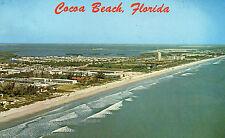 postcard USA  Florida Cocoa Beach unposted