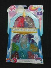 B7801 My Little Pony Explore Equestria Pearlescent STARLIGHT GLIMMER avec Peigne