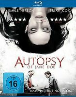 The Autopsy of Jane Doe [Blu-ray] von Ovredal, Andre | DVD | Zustand sehr gut